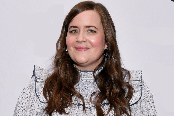 Aidy Bryant after weight loss