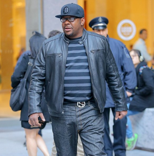 Bobby Brown Weight Loss Journey