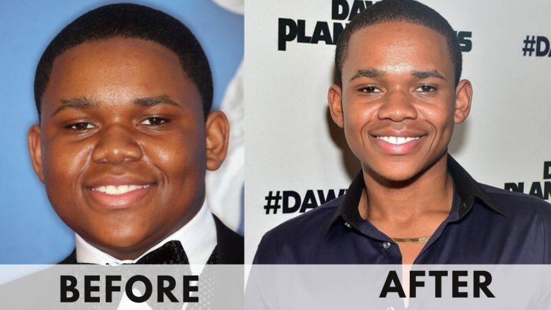 Doc Shaw before and after weight loss