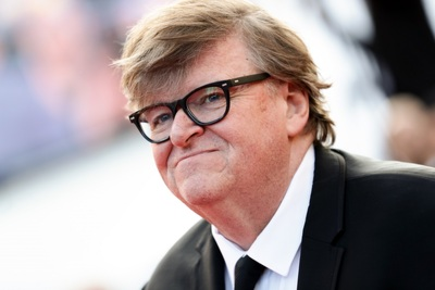 How much Michael Moore lose weight