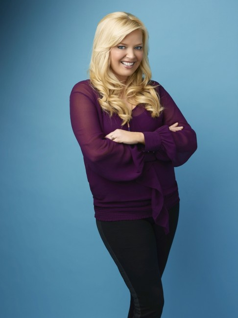how much Melissa Peterman lose weight