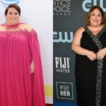 Chrissy Metz before after