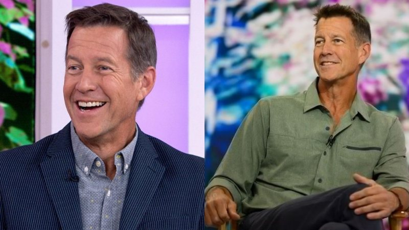 James Denton Before and after weightloss