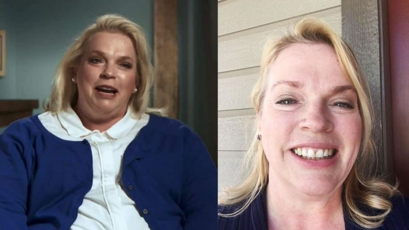 Janelle Brown Before after weight loss