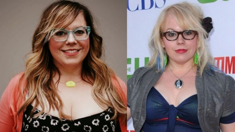 Kirsten Vangsness Before and Afte weight loss
