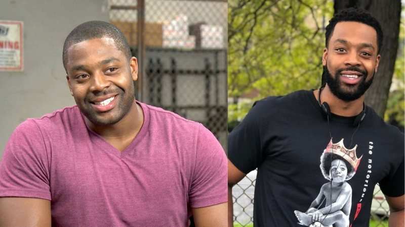 Laroyce Hawkins Before and after
