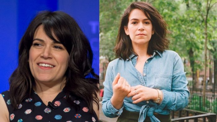Abbi Jacobson Before After