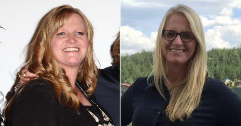 Christine Brown Before after