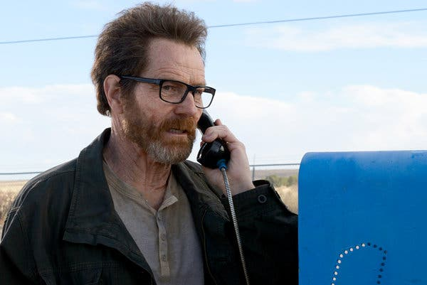 Bryan Cranston After Weight Loss