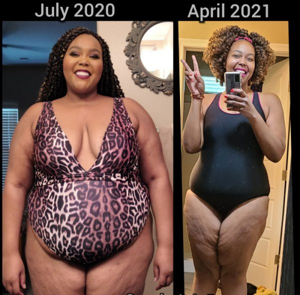 Charity Bailey Before & After 5