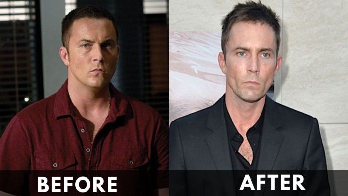 Desmond Harrington before and after weight loss 2