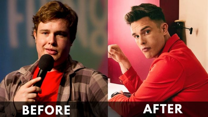 Ed Gamble Before and After Weight Loss