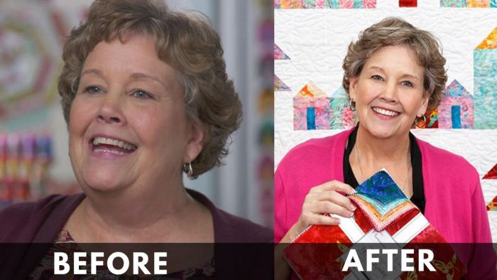 Jenny Doan Before After weight loss 2