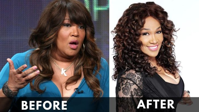 Kym Whitley Before After Weight Loss