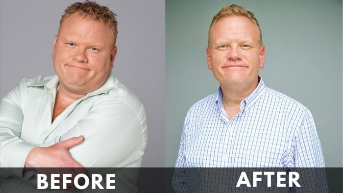 Larry Joe Campbell Before and after