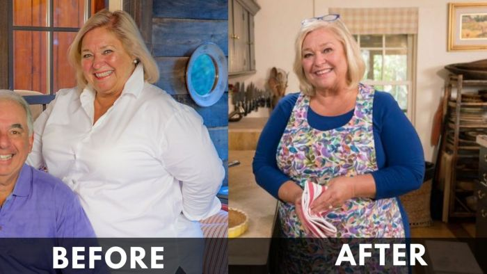 Nancy Fuller Before After Weight Loss