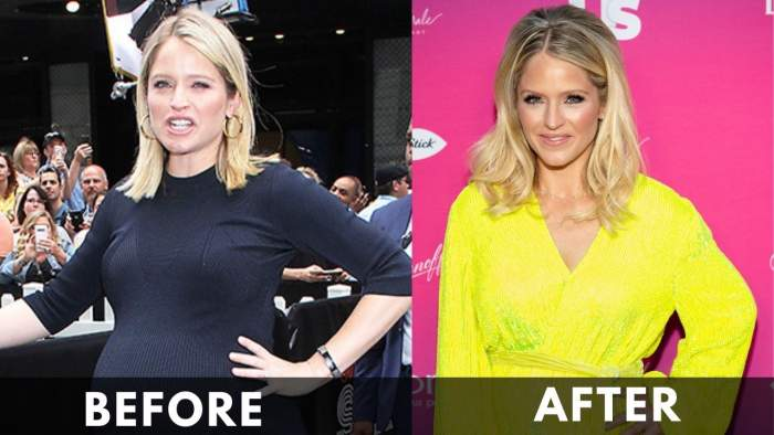 Sara Haines Before & After weight loss