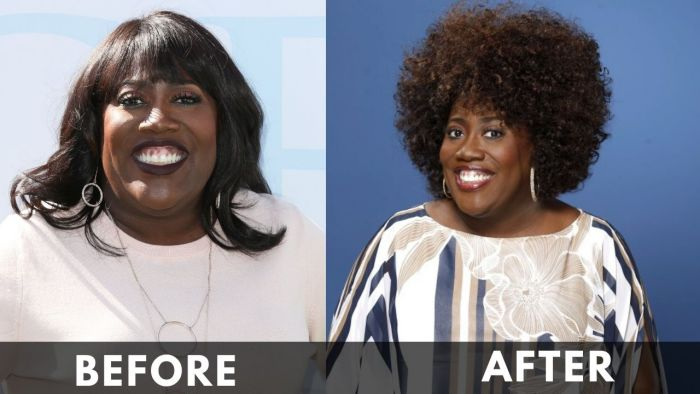 Sheryl Underwood Before After Weight Loss