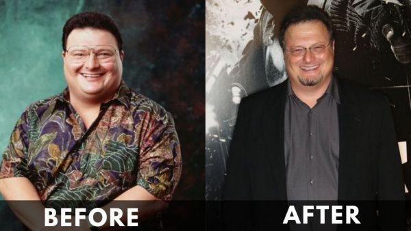 Wayne Knight before and after weight loss 2