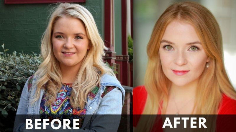 lorna fitzgerald before & after weight loss